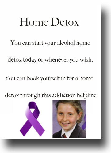 Drink Driving Home Detox