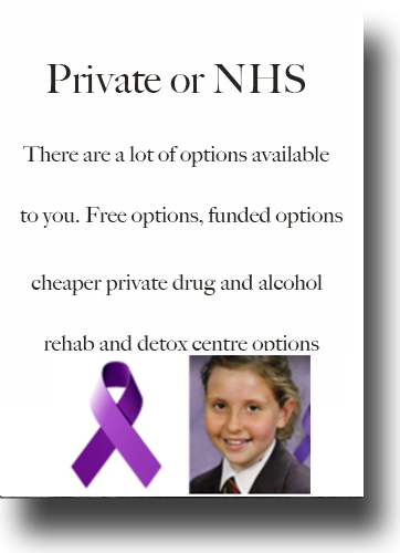Drink driving NHS or private